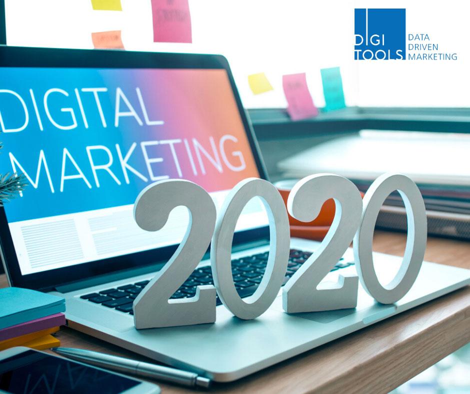 Digital marketing per le PMI: previsioni e tendenze 2020