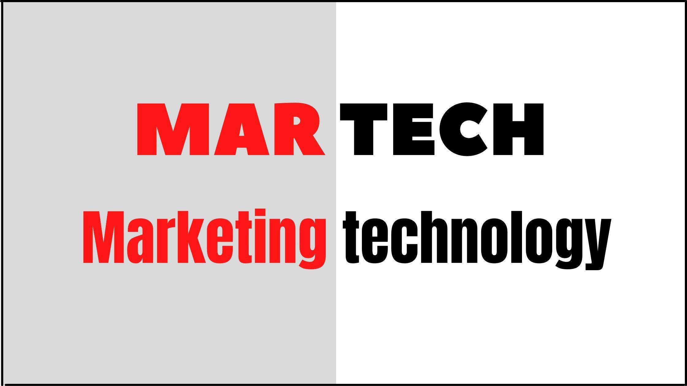 Le 4 tendenze del MarTech per il futuro